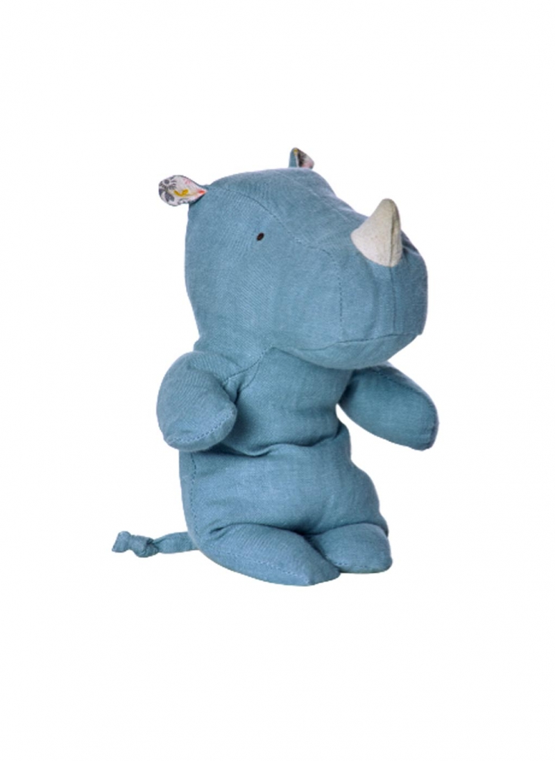 Petit Rhino Bleu