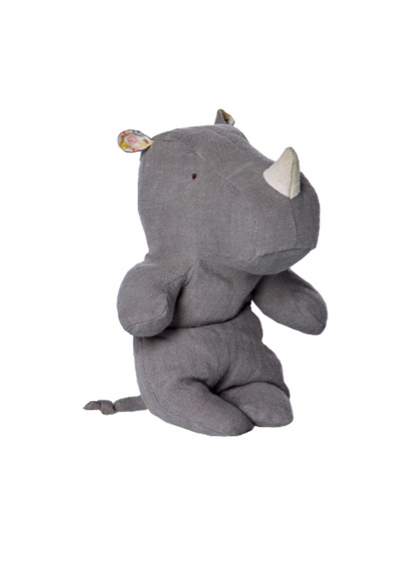 Petit Rhino Gris